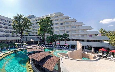 Thajsko - Phuket na 10 dní, polopenze s dopravou letecky z Prahy
