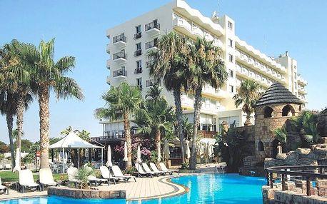 Kypr - Larnaca na 8 až 13 dní, plná penze, polopenze nebo snídaně s dopravou letecky z Prahy přímo na pláži