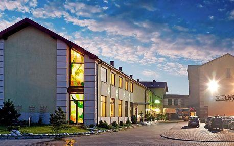 Krakov: Hotel City Kraków