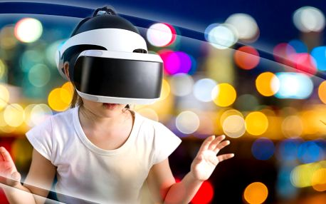 Až 175 min. virtuální reality pro jednoho i partu