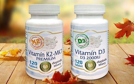 Vitamíny, které uleví při menopauze i menstruaci