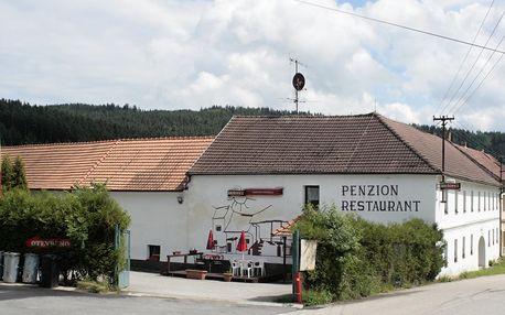 Jižní Čechy: Penzion Ratzka