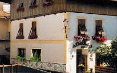 Itálie - Val di Fiemme/Obereggen na 4 až 6 dní, polopenze s dopravou vlastní