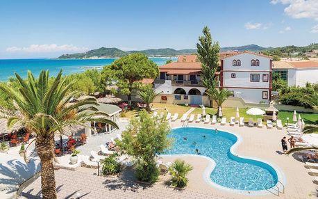 Řecko - Zakynthos na 8 až 12 dní, all inclusive s dopravou letecky z Prahy přímo na pláži