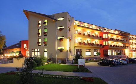 Jižní Slovensko: Wellness Hotel Patince****