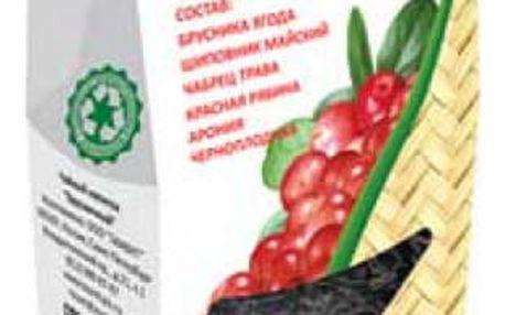 Teavit: Brusinkový čaj se šípkem, tymiánem, červenou jeřabinou a arónii 50g