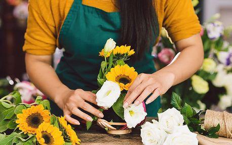 Tvořivý podzim: floristický kurz dle výběru
