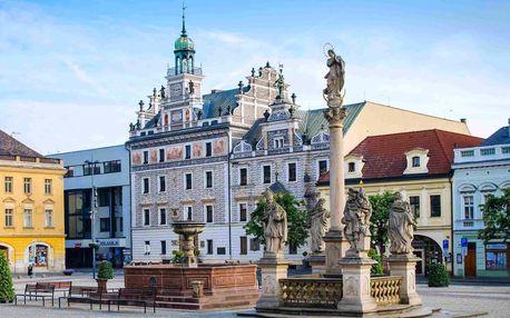 3 dny se soukromým wellness v centru Kolína