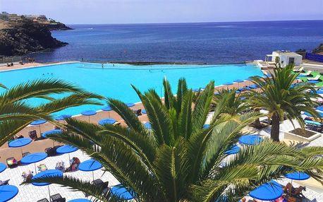 Kanárské ostrovy - Tenerife na 8 až 15 dní, all inclusive nebo bez stravy s dopravou letecky z Prahy 200 m od pláže