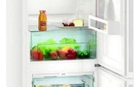 Chladnička s mrazničkou Liebherr Comfort CN 4813 bílá