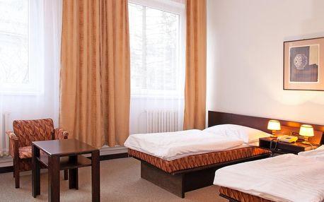 Jizerské hory: Hotel Merkur ***