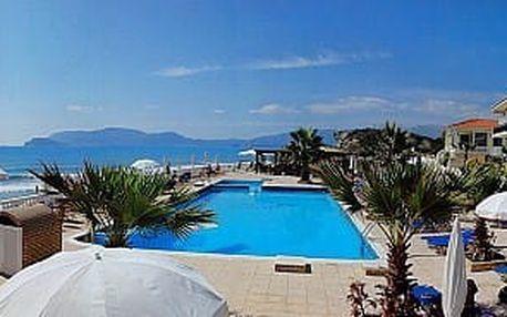 Řecko - Zakynthos na 8 až 12 dní, polopenze s dopravou letecky z Prahy přímo na pláži
