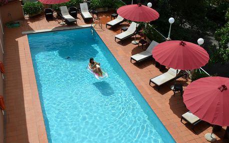 Itálie: Grand Hotel Nizza et Suiss