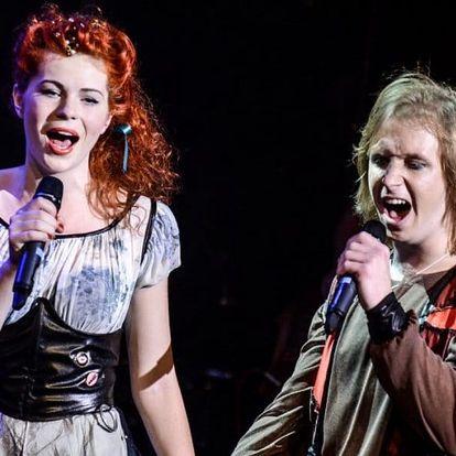 Vstupenka na rockovou operu Romeo & Julie