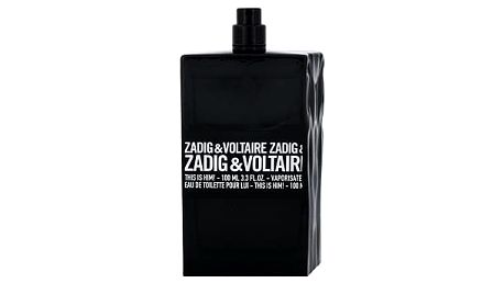 Zadig & Voltaire This is Him! 100 ml EDT Tester M