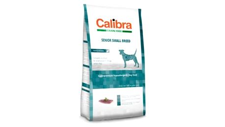 CALIBRA SUPERPREMIUM Dog GF Senior Small Breed Duck 2 kg