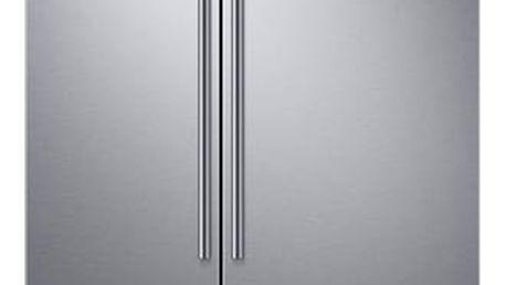 Chladnička s mrazničkou Samsung RS66N8100SL/EF nerez/ocel