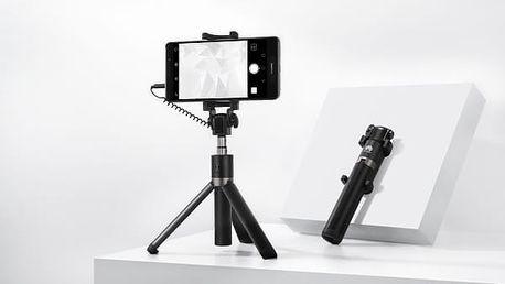 Selfie tyč Huawei AF14 černá (2452342)