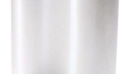 CURVER DECOBIN 30504 Odpadkový koš pedálový 5l stříbrný