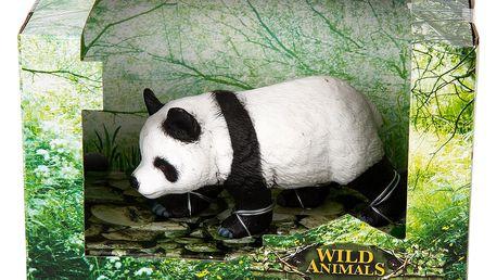 Panda bílá, 13 cm