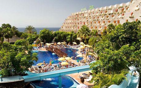 Kanárské ostrovy - Tenerife na 8 dní, all inclusive s dopravou letecky z Prahy 50 m od pláže