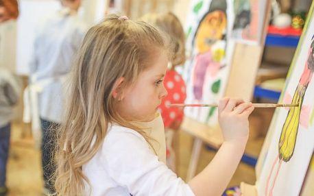 Kreativní výtvarné kurzy pro děti