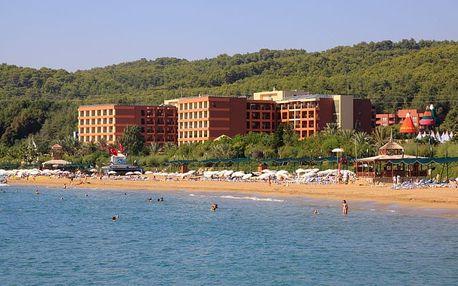 Turecko - Turecká Riviéra na 8 až 12 dní, all inclusive s dopravou letecky z Prahy přímo na pláži