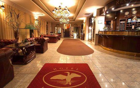 Pobyt pre dve osoby s polpenziou a wellness v Hoteli Kormorán