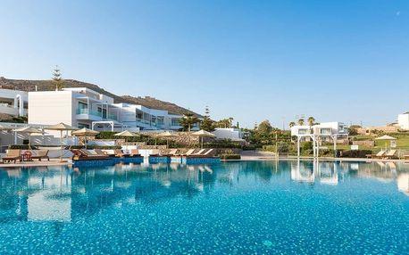 Řecko - Crete na 8 dní, snídaně s dopravou letecky z Prahy 100 m od pláže