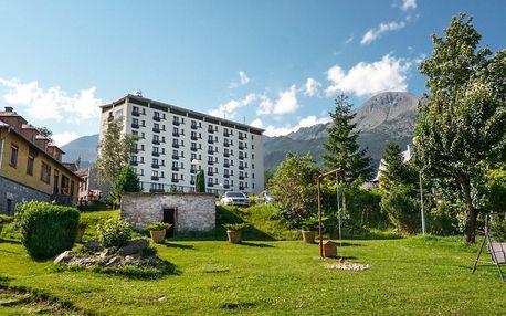Podzim v srdci Tater v Hotelu Granit Tatranské Zruby *** pro 1 osobu