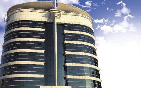 Spojené arabské emiráty - Dubai na 4 až 7 dní, polopenze nebo snídaně s dopravou letecky z Prahy 2 km od pláže