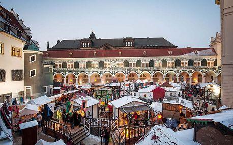 Výlet na trhy v Drážďanech s možností plavby lodí do Pillnitz
