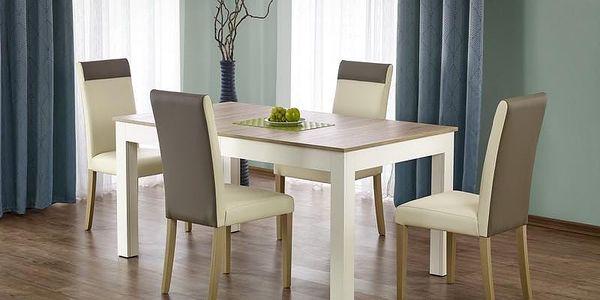 Dřevěný jídelní stůl Seweryn dub sonoma2