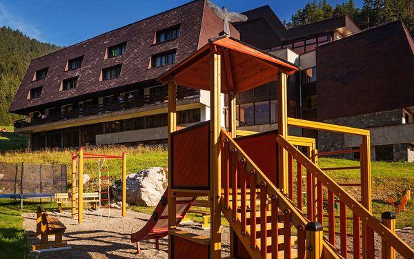 Podzimní wellness a turistika v Demänovské dolině, vlastní doprava, polopenze4