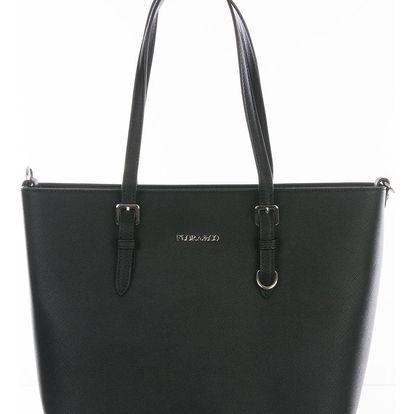 Flora&co Dámská kabelka elegantní pevná kabelka na rameno