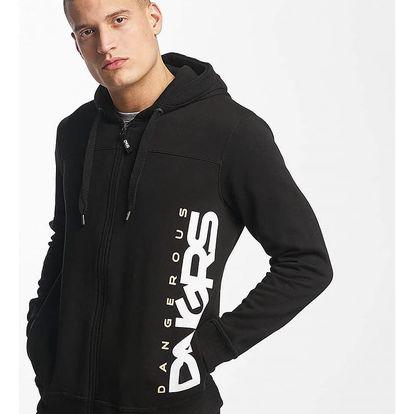 Dangerous DNGRS / Zip Hoodie Classic in black M