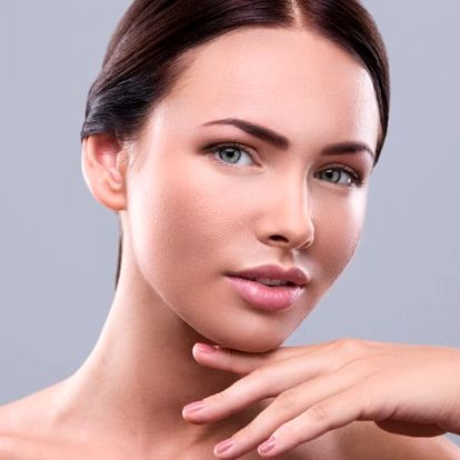 Kosmetické ošetření včetně ultrazvukové špachtle