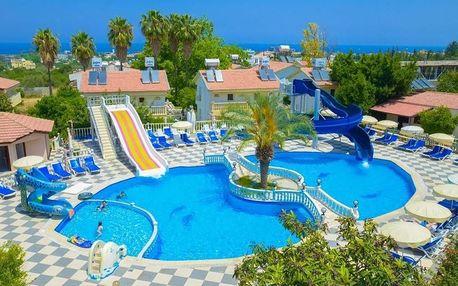 Kypr - Severní Kypr na 8 dní, all inclusive s dopravou letecky z Prahy nebo Brna 2 km od pláže
