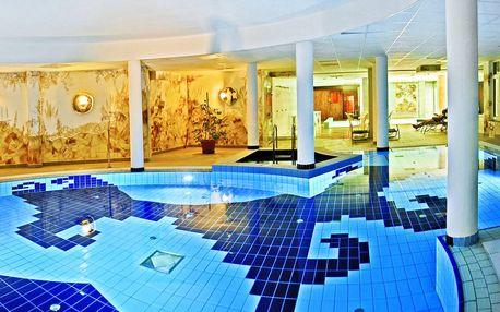 Relax ve 4* hotelu: polopenze a římské lázně