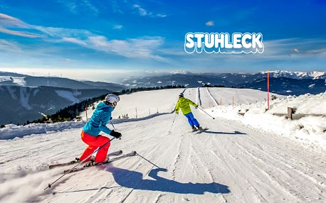 Jednodenní lyžařský zájezd do Rakouska | Stuhleck | Sleva na skipas