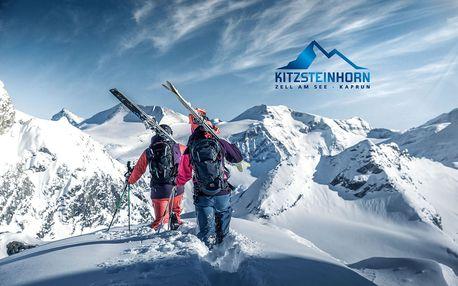 Jednodenní lyžařský zájezd do Rakouska | Kitzsteinhorn – Kaprun | Sleva na skipas | Pražská linka