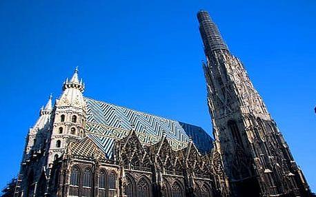 1denní výlet pro 1 osobu do Adventní Vídně na vánoční trhy