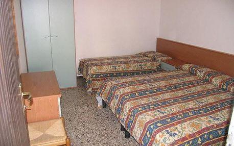 Itálie - Lignano na 6 dní, bez stravy s dopravou vlastní přímo na pláži