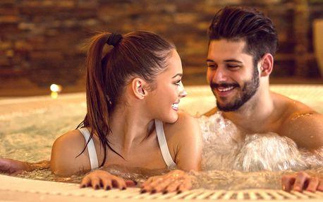Romantika ve dvou: privátní wellness i sekt
