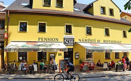 Podzim či zima na Lipně s polopenzí pro dvě osoby. Cyklistika, turistika či zimní aktivity.