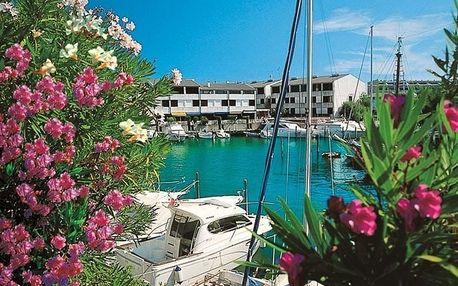 Itálie - Lignano na 6 až 8 dní, bez stravy s dopravou vlastní 500 m od pláže