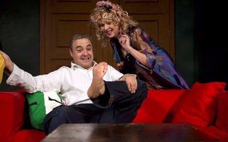 Divadelní hra Byt na inzerát v hradecké Filharmonii