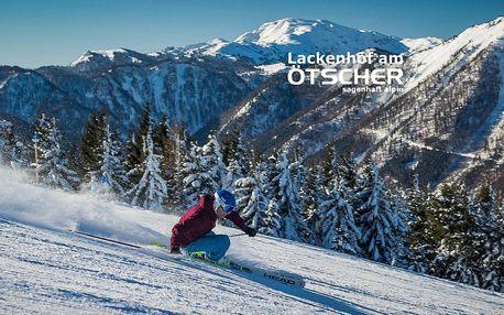 Jednodenní lyžařský zájezd do Rakouska | Lackenhof am Ötscher | Sleva na skipas