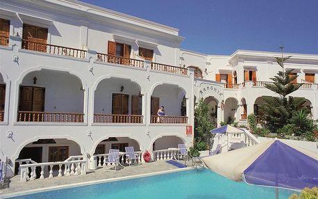 Řecko - Santorini na 8 až 15 dní, polopenze nebo snídaně s dopravou letecky z Prahy 150 m od pláže