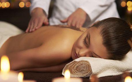Podzimní pohlazení: 60minutová masáž dle výběru